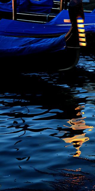 l'or de Venise...au petit jour