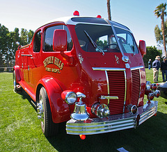 1939 Kenworth fire engine (9340)
