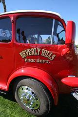 1939 Kenworth fire engine (9342)
