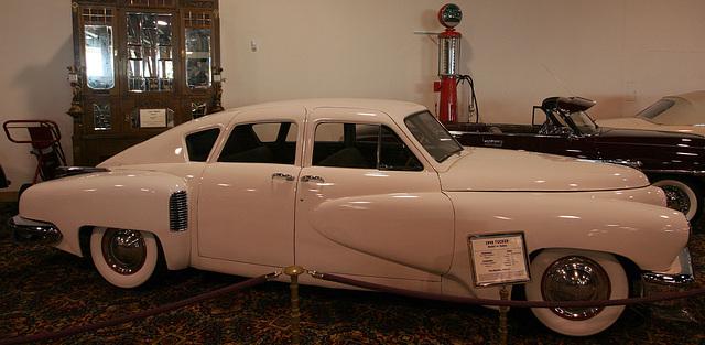 Nethercutt Museum - 1948 Tucker (9076)