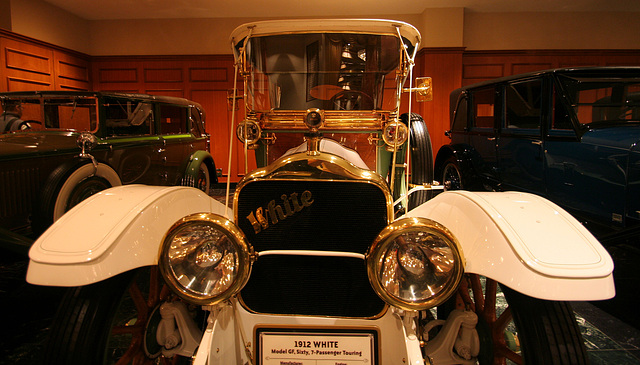 Nethercutt Collection - 1912 White (8936)