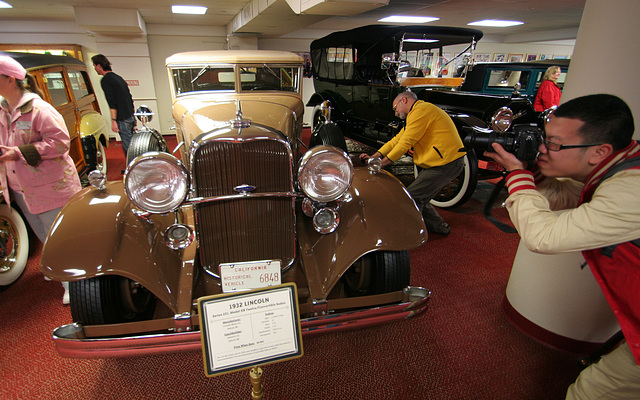 Nethercutt Collection - 1932 Lincoln (8919)