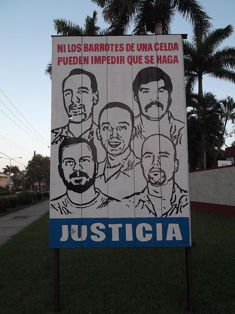Justicia / Justice - 23 avril 2012.