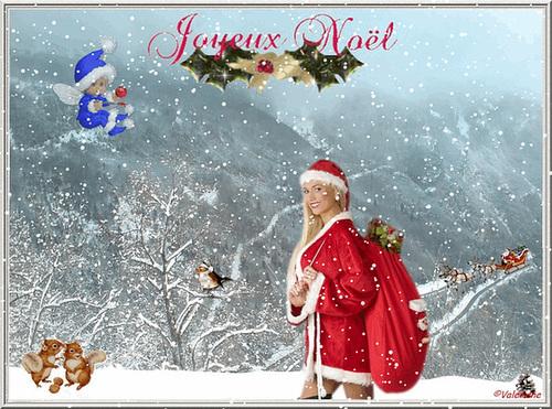 Joyeux Noël à toutes et à tous !