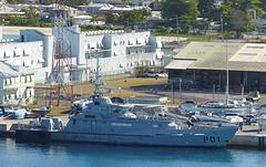 Barbados Coast Guard (1) - 10 March 2014