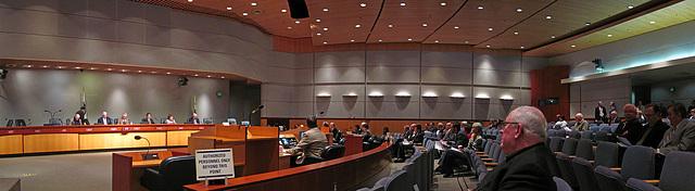 AQMD Board Meeting Room
