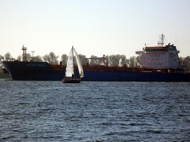 Tankschiff  MISTRIA  PRINCE