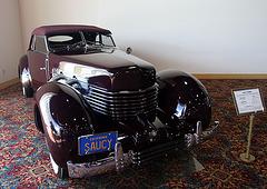Nethercutt Museum - 1937 Cord (9087)