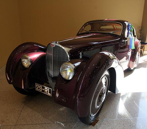 Nethercutt Museum - Bugatti (9091)