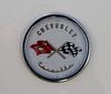 1955 Corvette (9385)