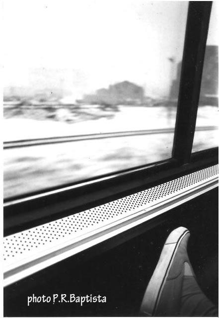 CHICAGO-LA BY TRAIN