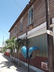 Cuban phone booths / Coup de fil à Antonio