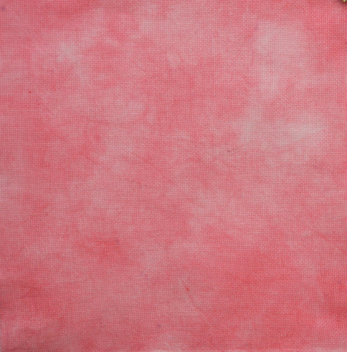 Pink Hand-Dyed Aida