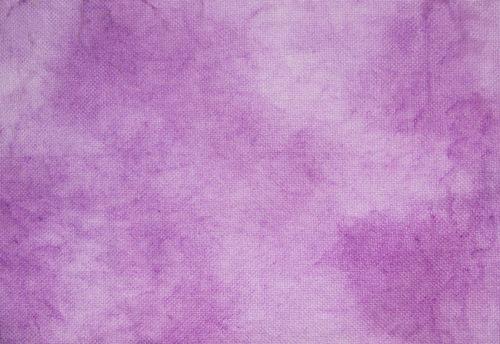 Purple Hand-dyed 14ct Aida