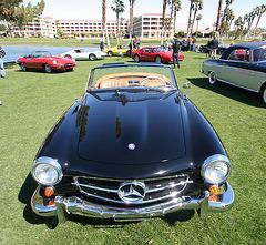 1957 Mercedes-Benz 190SL (9479)