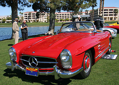 1957 Mercedes-Benz 300SL (9474)