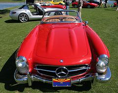 1957 Mercedes-Benz 300SL (9475)