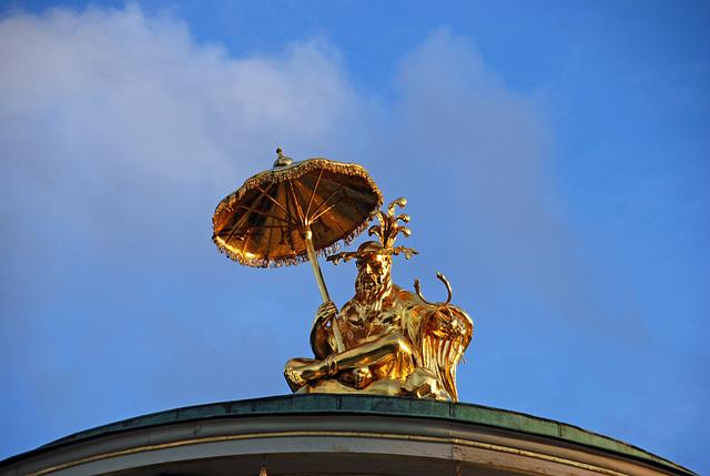 Chinesisches Teehaus, Schloßpark Sanssouci, Potsdam, Germany