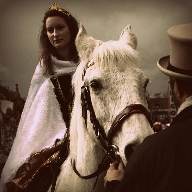 La princesse carnaval