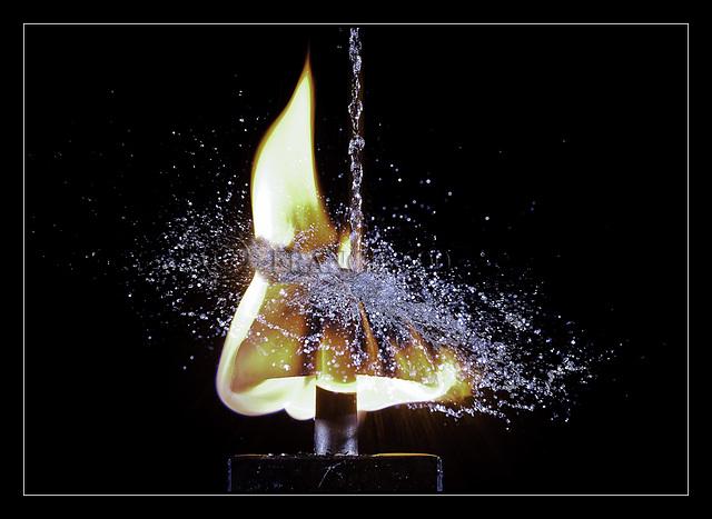 mariage l'eau et le feu 1