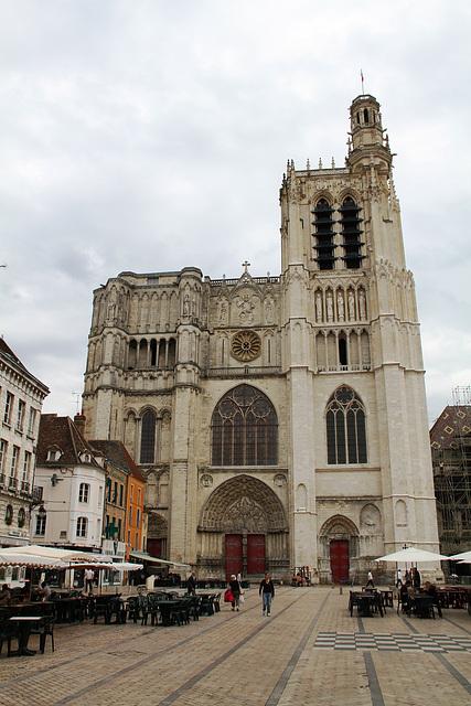 Sens - Cathédrale St-Etienne
