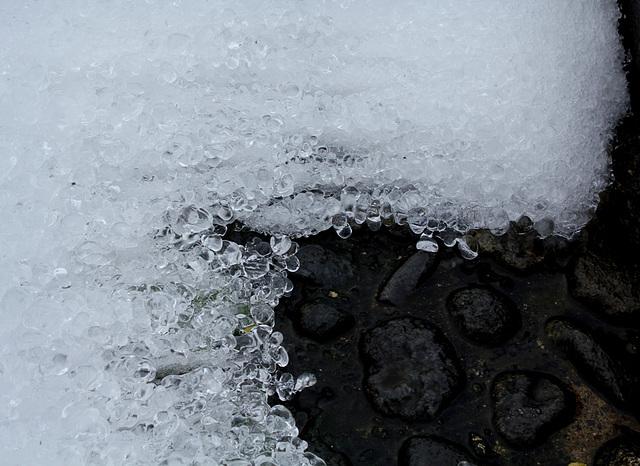Concrétions de glace (3)
