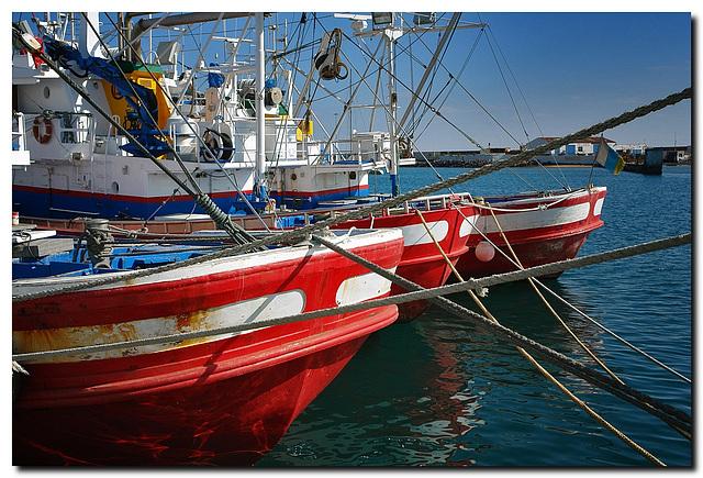 Fischereiboote