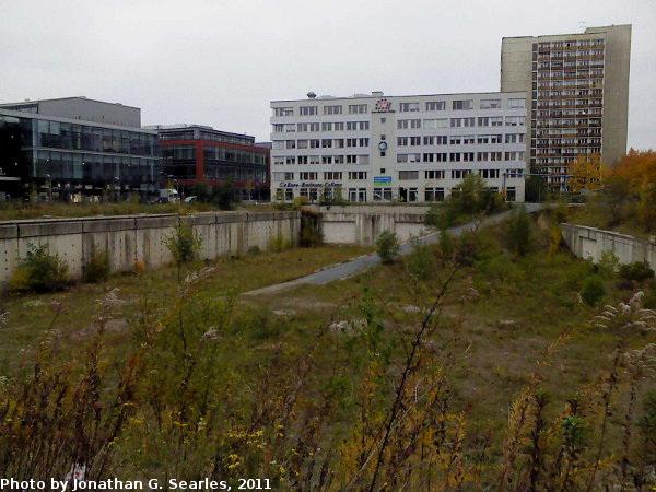 Foundation, Dresden, Saxony, Germany, 2011