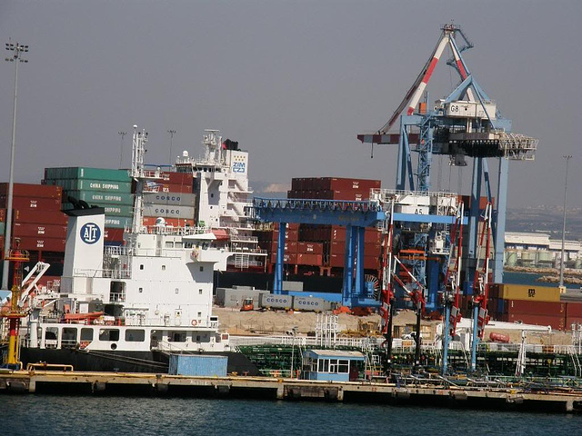 Port of Haifa 2