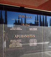 Medal Of Honor Memorial at Riverside National Cemetery - Somalia - Iraq - Afghanistan (2482)