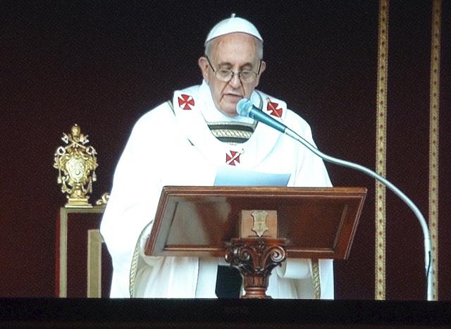 Papst Franziskus - Amtseinführung - 19.3.2013