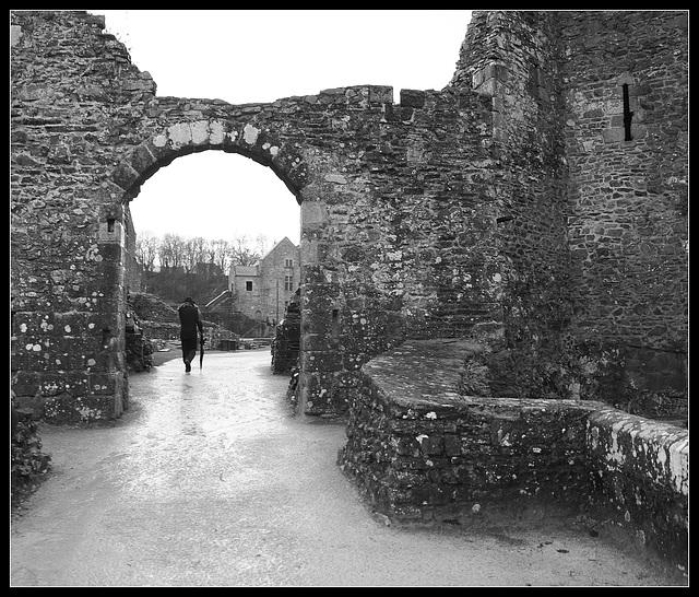 visite du château de Fougères