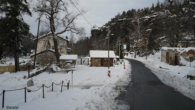 Bielatal Imbiss an der Schweizermühle