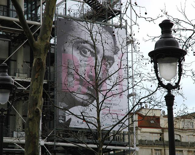 Dali à Paris
