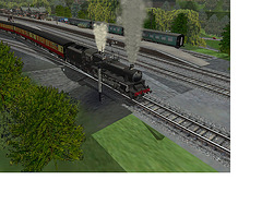 Severn Valley Add-On in MSTS