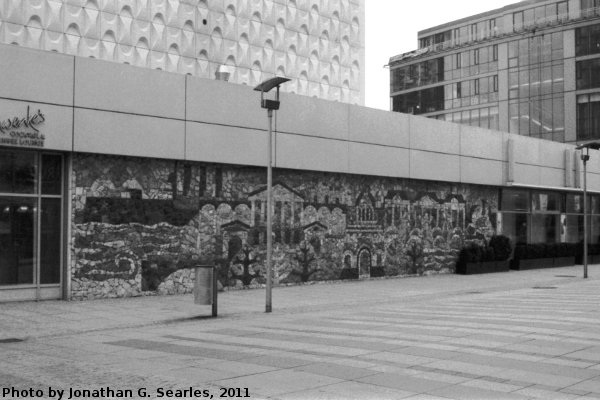 Pragerstrasse 2c, Picture 1, Edited Version, Dresden, Saxony, Germany, 2011