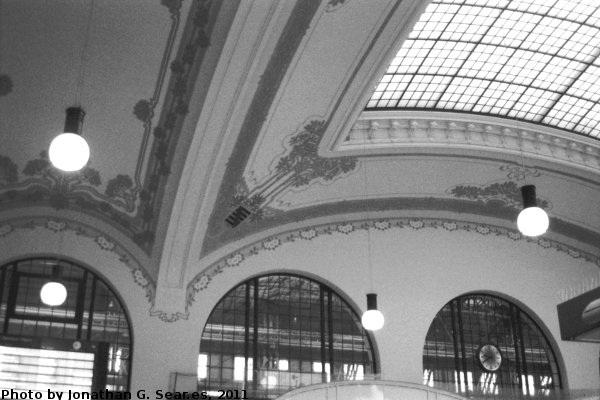 Bahnhof Dresden Neustadt, Picture 1, Edited Version, Dresden, Saxony, Germany, 2011