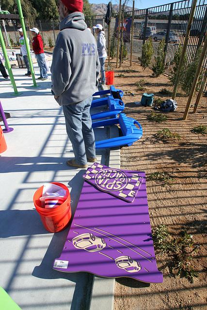 Kaboom Playground Construction (8768)