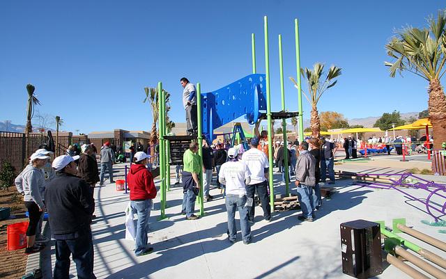 Kaboom Playground Construction (8769)