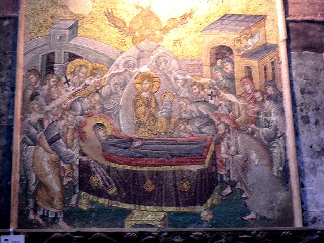 Dormition de la Vierge, 2