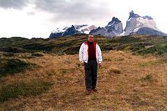Vista del Paine