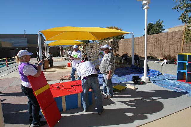 Kaboom Playground Construction (8812)