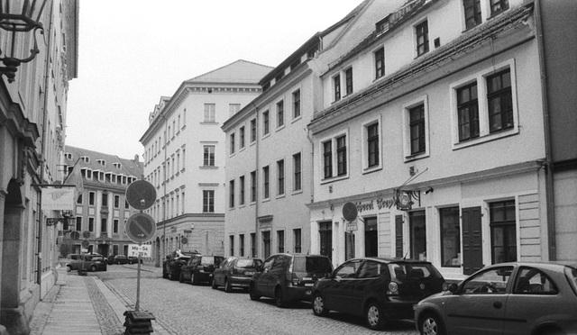 Baroque Quarter, Picture 6, Edited Version, Neustadt, Dresden, Saxony, Germany, 2011