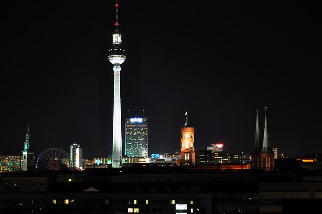Berlin ... rund um den Alex