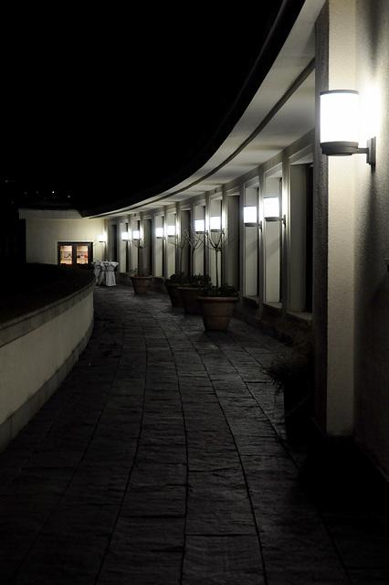 Dachterrasse ...