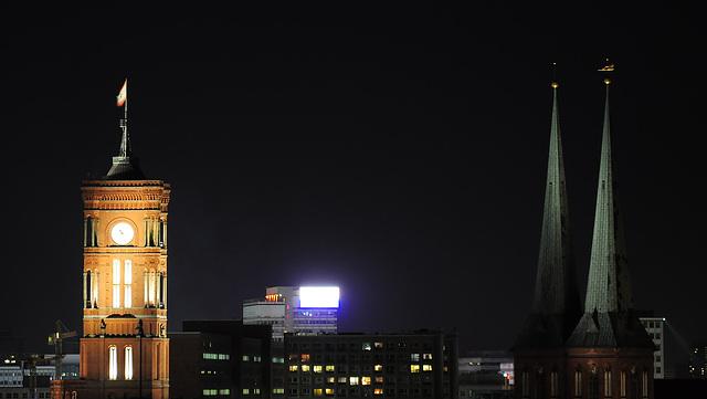 Turmspitzen