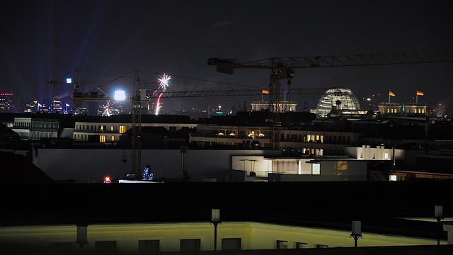 Berlin ... die ewige Baustelle