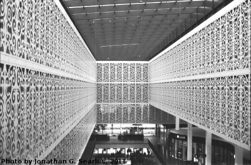 Centrum Galerie, Picture 4, Edited Version, Dresden, Saxony, Germany, 2011