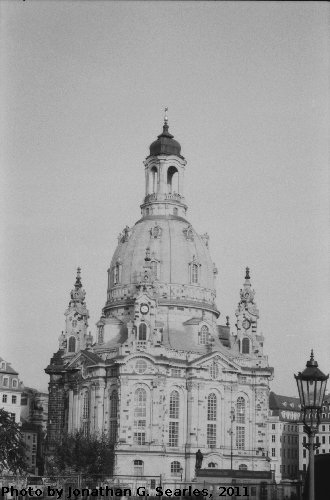 Frauenkirche, Picture 2, Dresden, Saxony, Germany, 2011