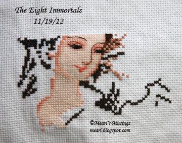 Eight Immortals 11/19/12